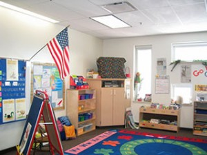 1st Grade Classroom - Wealth & Prosperity - After