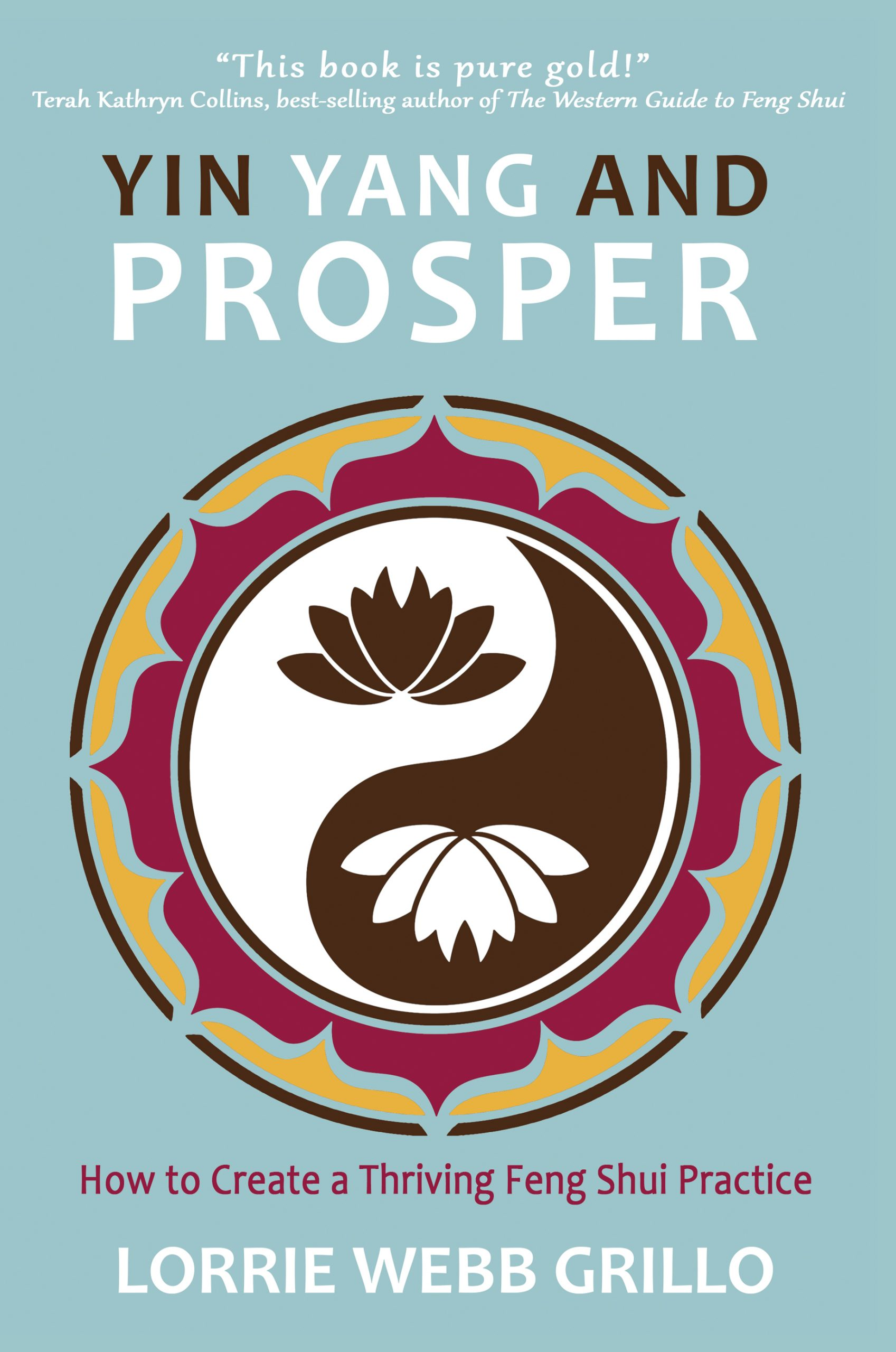 Front cover of Yin Yang and Prosper