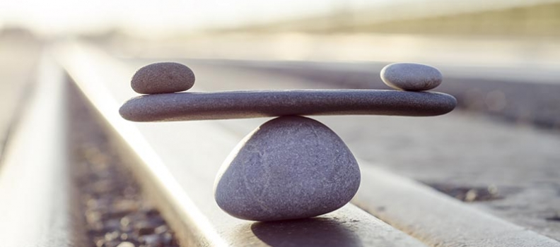 Feng Shui balance:  work, rest and play!